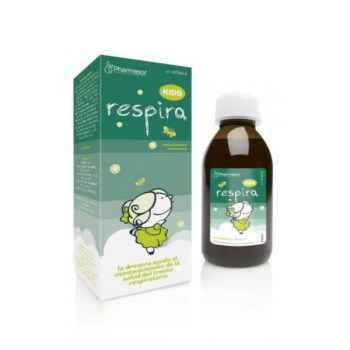 Jarabe respira kids Homeosor 150ml
