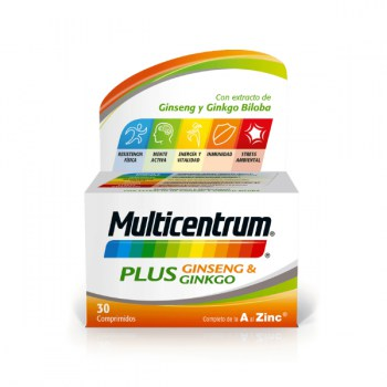 Multicemtrum Plus Ginseng Gingko