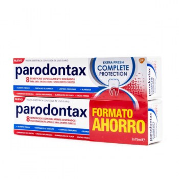 PARADONTAX PASTA DENTÍFRICA EXTRA FRESH COMPLETE PROTECTION