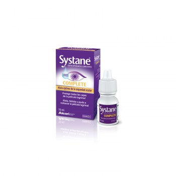 SYSTANE COMPLETE GOTAS OFTÁLMICAS LUBRICANTES